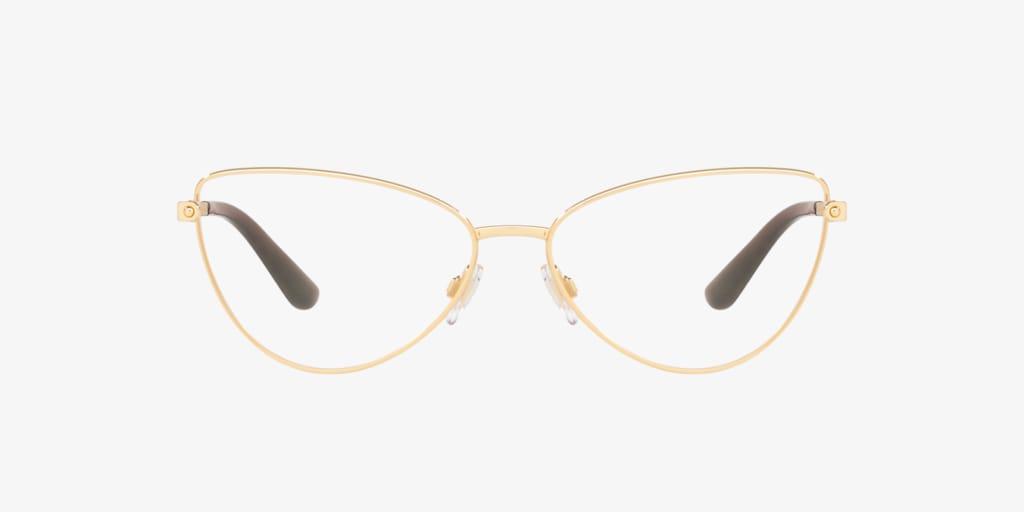 Dolce & Gabbana DG1321 Gold Eyeglasses