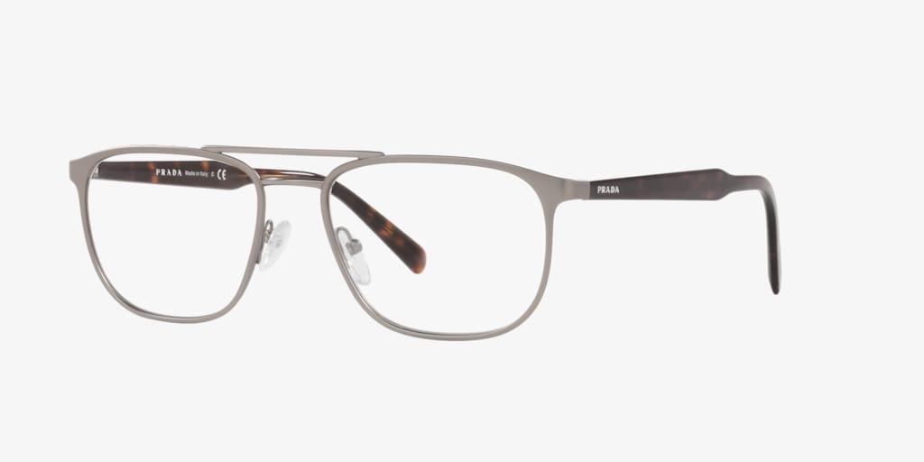 Prada PR 54XV CONCEPTUAL Gunmetal Eyeglasses