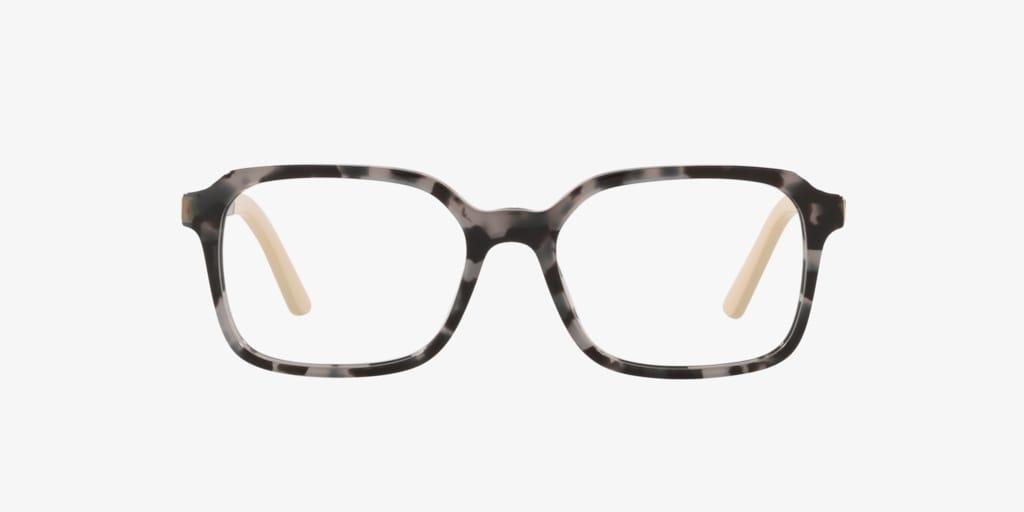 Prada PR 03XV HERITAGE Grey Havana Eyeglasses