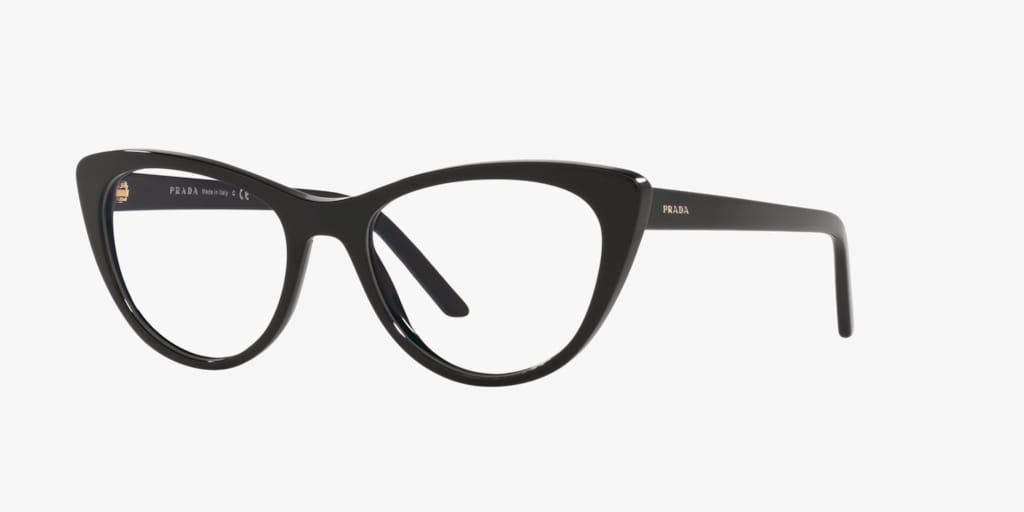 Prada MILLENNIALS Black Eyeglasses