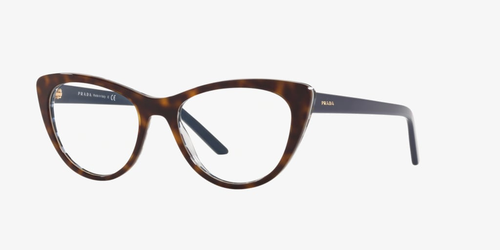 Prada MILLENNIALS Blue/Havana Eyeglasses