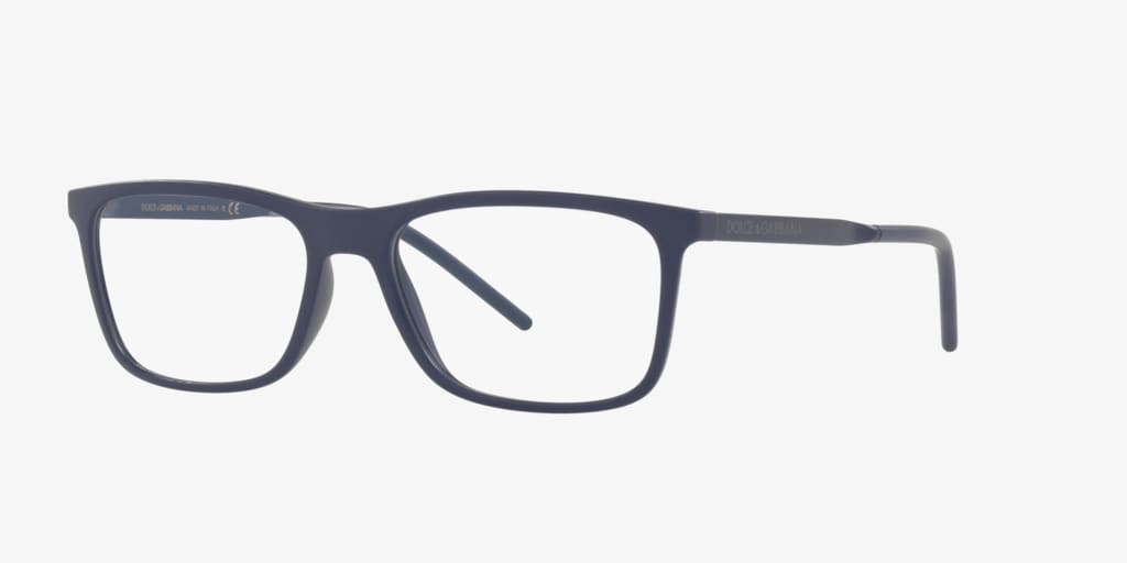 Dolce&Gabbana DG5044 Matte Blue Eyeglasses
