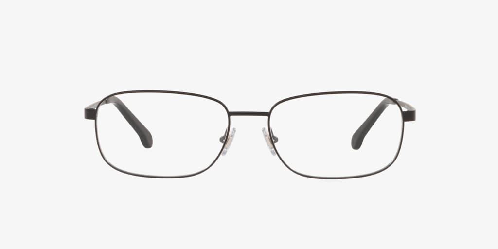 Brooks Brothers BB1057T Matte Black Titanium Eyeglasses