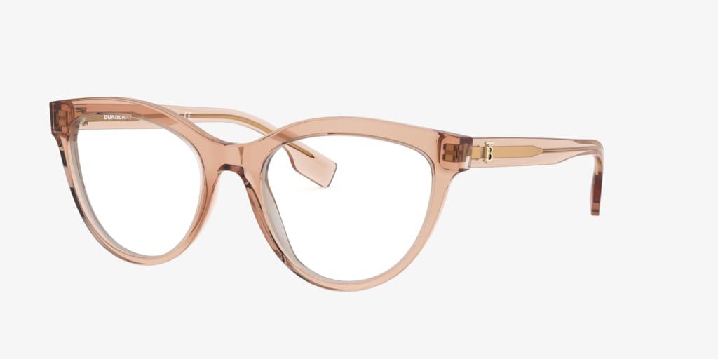 Burberry BE2311 Transparent Peach Eyeglasses