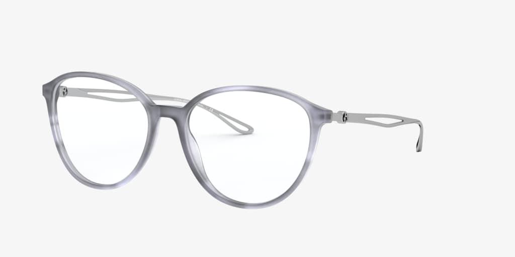 Giorgio Armani AR7179 Striped Blue Eyeglasses