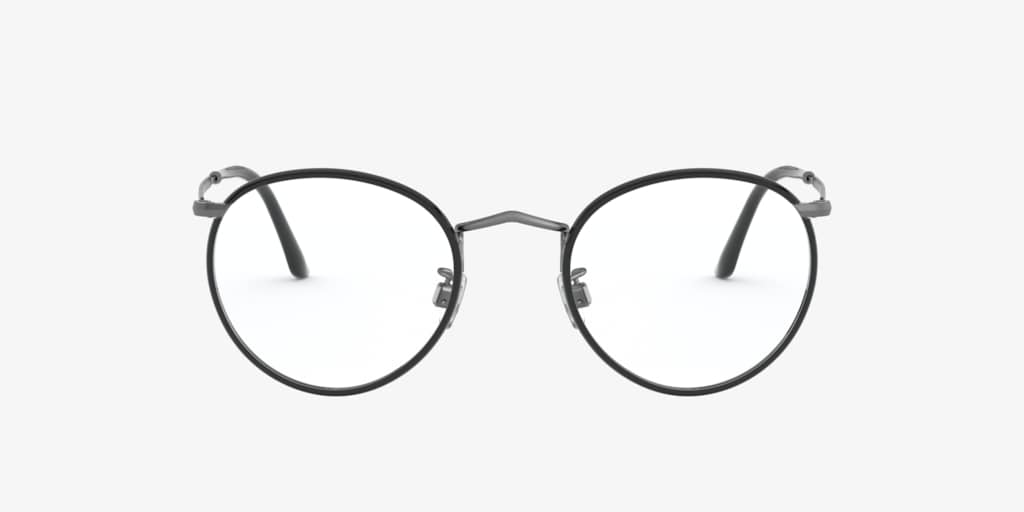Giorgio Armani AR 112MJ Black/Gunmetal Eyeglasses