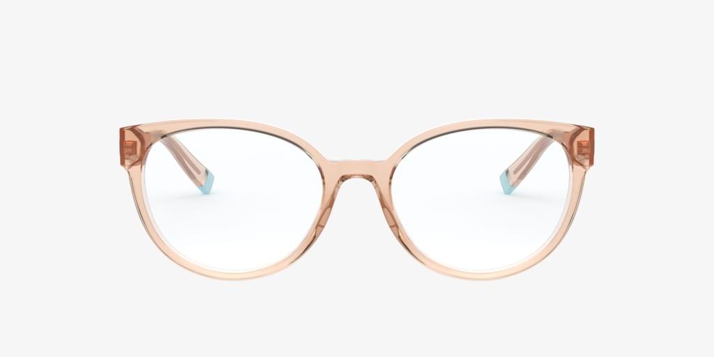 Tiffany TF2191 Transparent Pink Eyeglasses