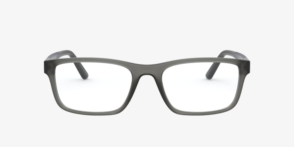 Polo Ralph Lauren PH2212 Matte Transparent Grey Eyeglasses