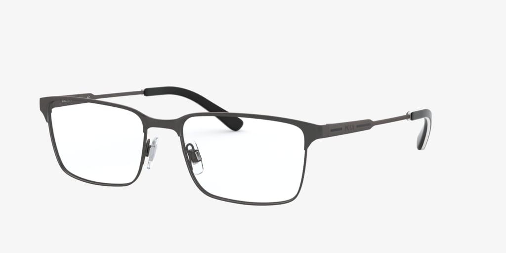 Polo Ralph Lauren PH1192 Matte Dark Gunmetal Eyeglasses