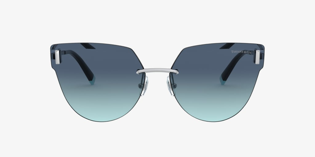 Tiffany TF3070 62 Silver Sunglasses
