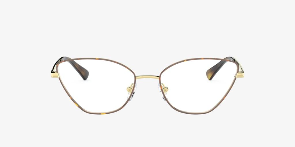 Vogue VO4142B Havana/Pale Gold Eyeglasses