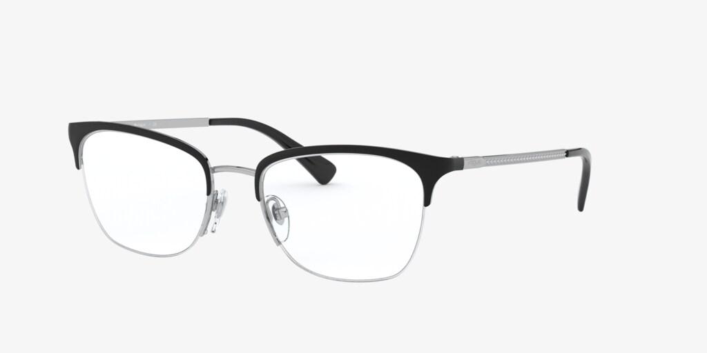 Vogue VO4144B Black/Silver Eyeglasses