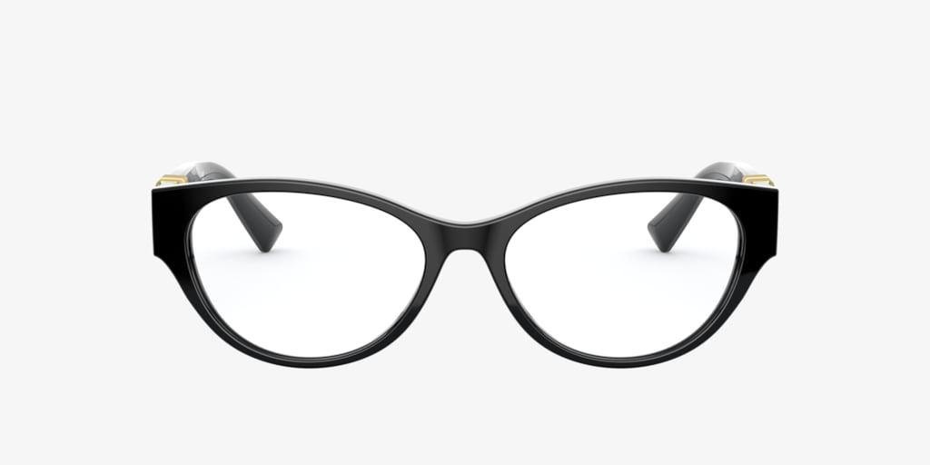 Valentino VA3042 Black Eyeglasses