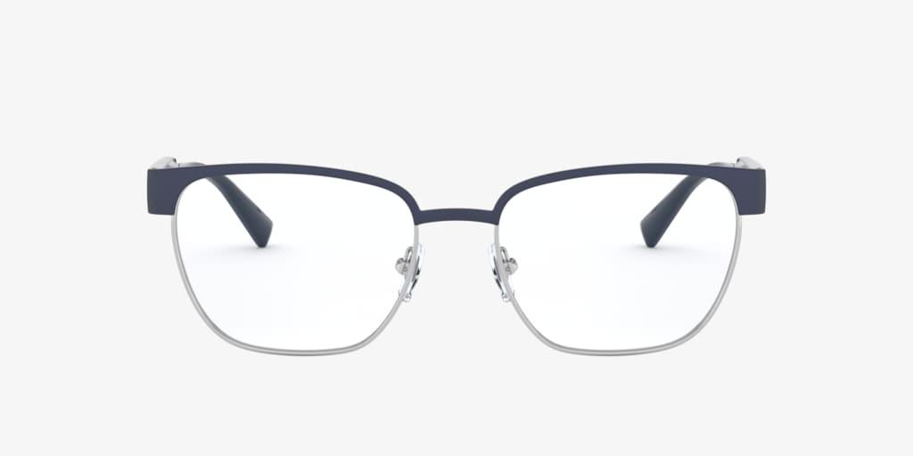 Versace VE1264 Matte Blue/Gunmetal Eyeglasses