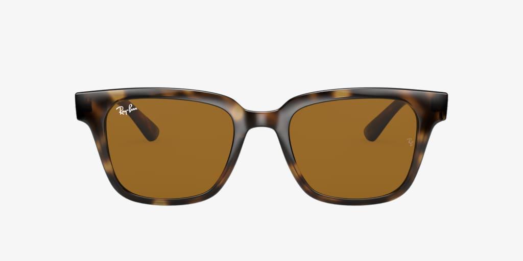 Ray-Ban RB4323 51 Light Havana Sunglasses