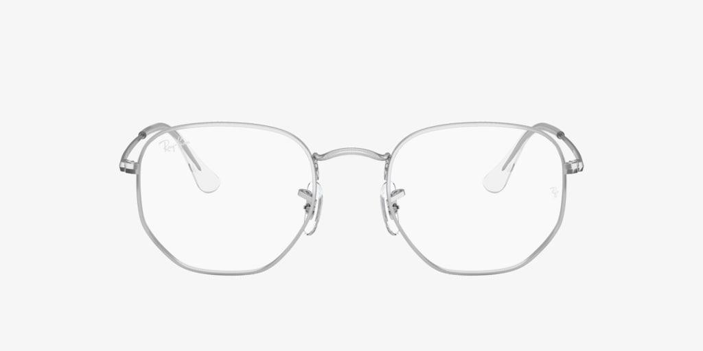 Ray-Ban RX6448 Silver Eyeglasses