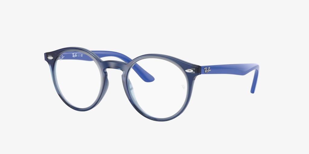 Ray-Ban Jr RY1594 Transparent Blue Eyeglasses