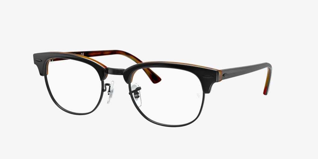 Ray-Ban RX5154 Grey on Havana Eyeglasses