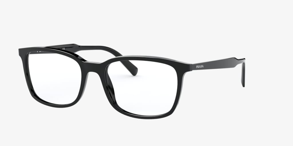 Prada PR 13XV CONCEPTUAL Black Eyeglasses