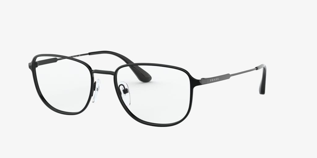 Prada PR 58XV CONCEPTUAL Black Eyeglasses