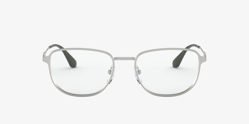 Prada PR 58XV CONCEPTUAL Silver/Matte Silver Eyeglasses