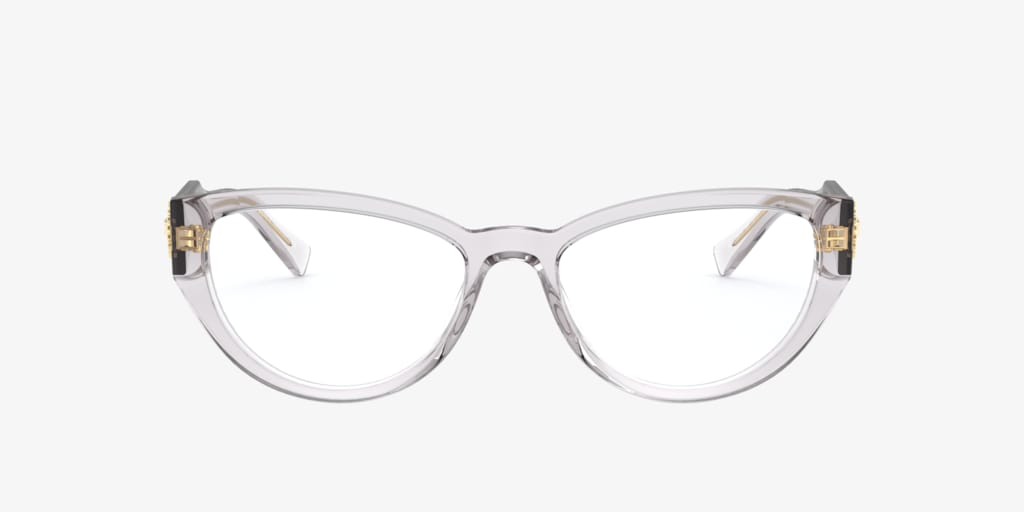 Versace VE3280B Transparent Grey Eyeglasses