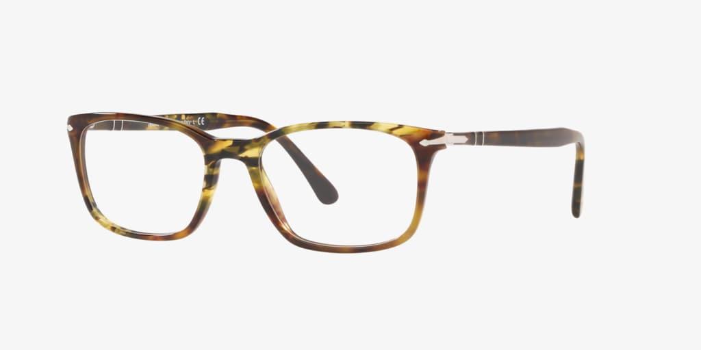 Persol PO3189V Green/Brown Tortoise Eyeglasses