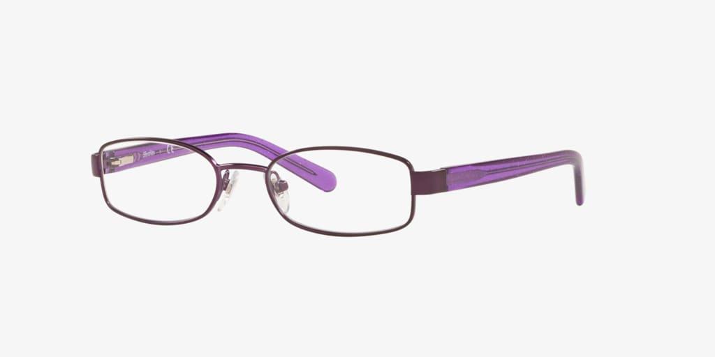 Sferoflex Children SF2857 Matte Violet Eyeglasses
