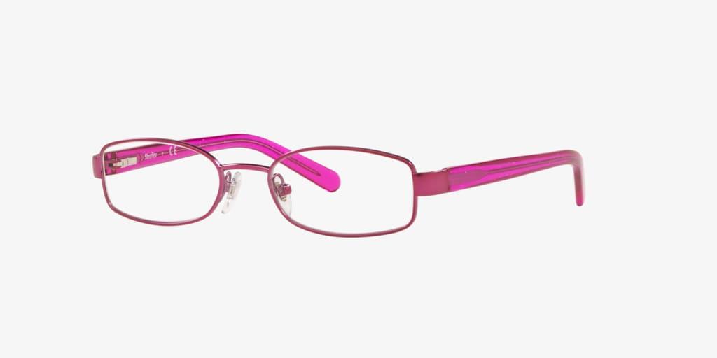 Sferoflex Children SF2857 Matte Pink Eyeglasses