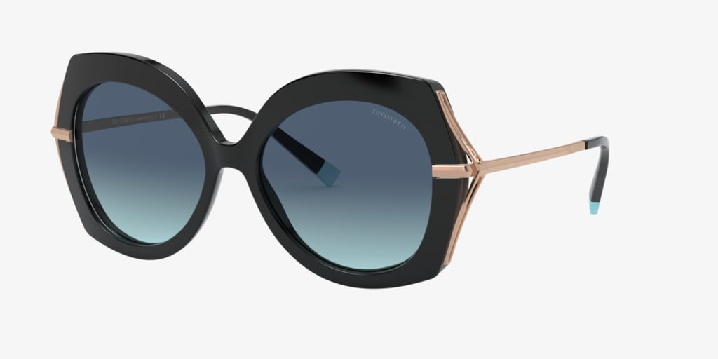 Tiffany TF4169 54 Black Sunglasses