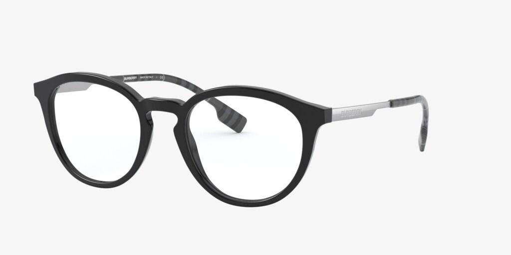 Burberry KEATS Black Eyeglasses