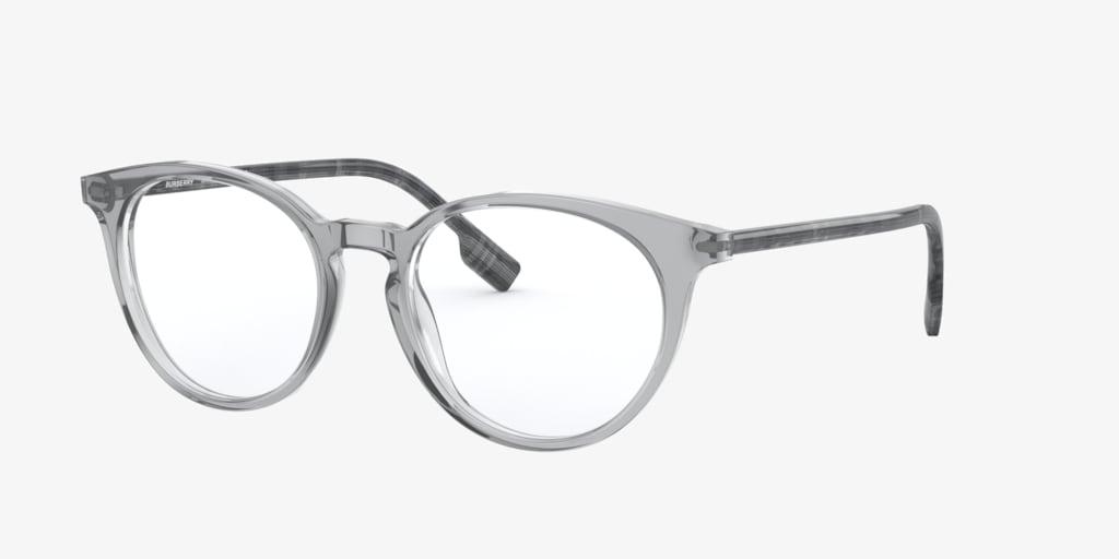Burberry BE2318 Transparent Grey Eyeglasses