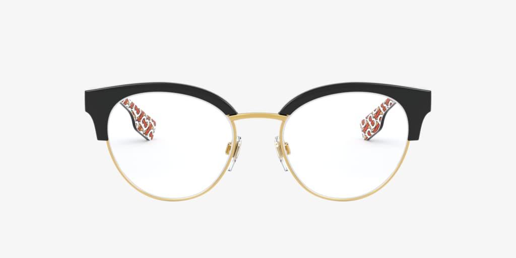 Burberry BE2316 Black/Gold Eyeglasses