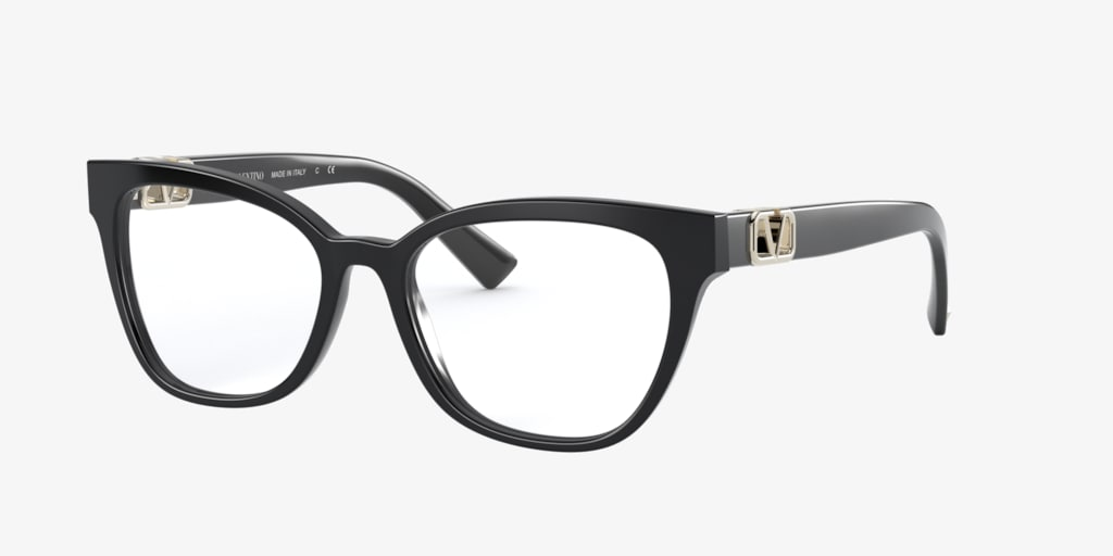 Valentino VA3049 Black Eyeglasses