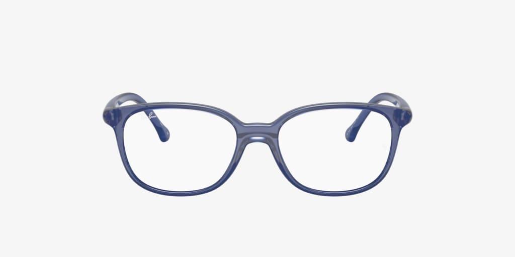 Ray-Ban Jr RY1900 Transparent Blue Eyeglasses