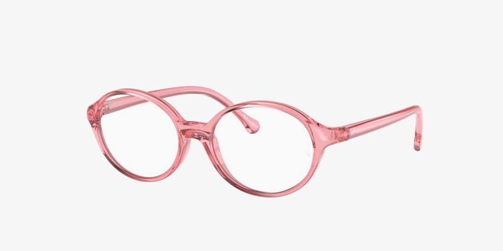 Ray-Ban Jr RY1901 Transparent Pink Eyeglasses