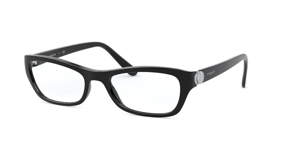 Vogue VO5306B Black Eyeglasses