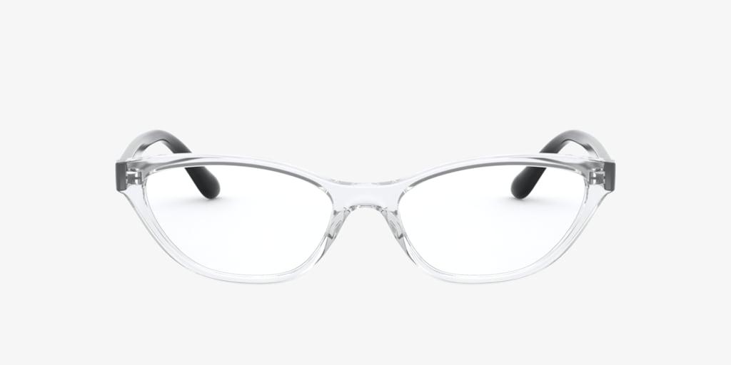 Vogue VO5309 Transparent On Black Eyeglasses