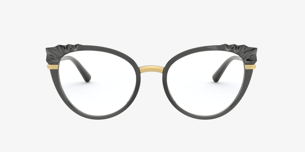 Dolce&Gabbana DG5051 Transparent Grey Eyeglasses