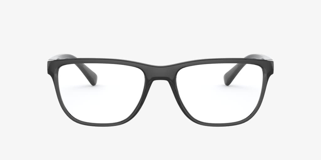 Dolce&Gabbana DG5053 Transparent Grey/Black Eyeglasses