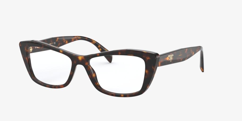 Prada PR 15XV Tortoise Eyeglasses