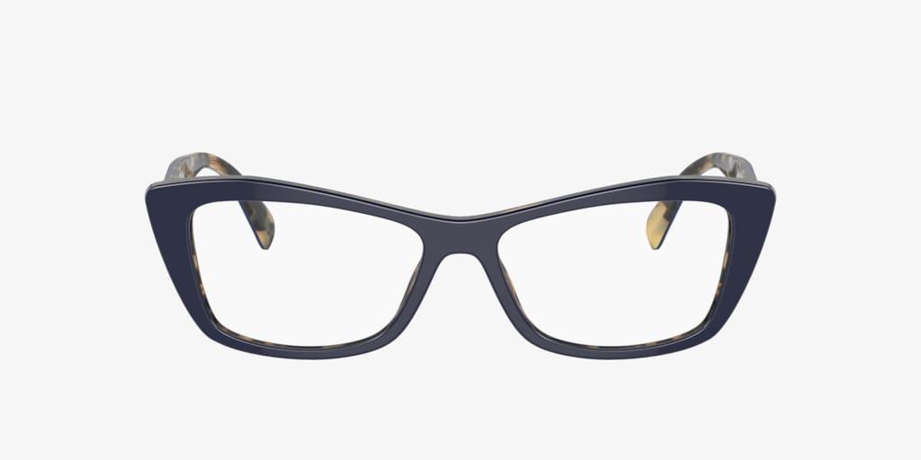 Prada PR 15XV Blu/Havana Eyeglasses