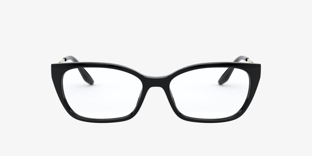Prada PR 14XV Black Eyeglasses