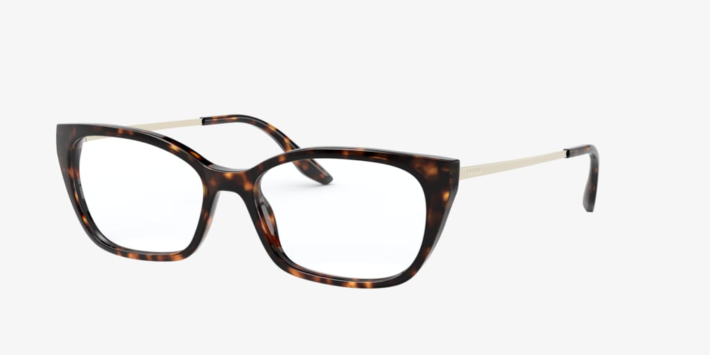 Prada PR 14XV Havana Eyeglasses