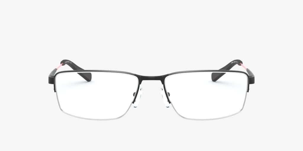 Armani Exchange AX1038 Matte Black Eyeglasses