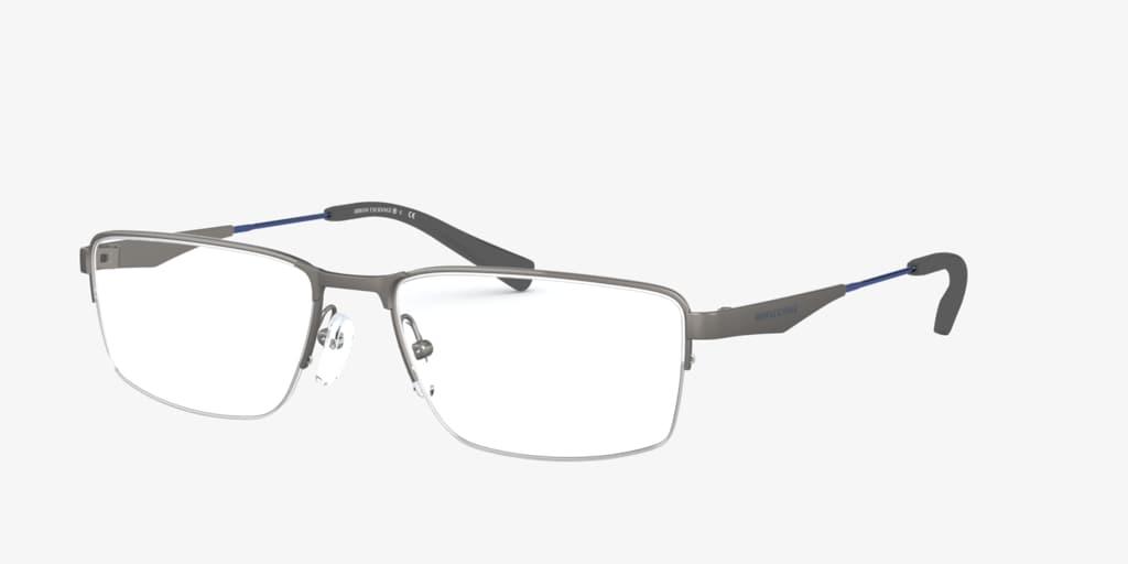Armani Exchange AX1038 Matte Gunmetal Eyeglasses