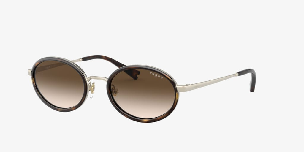 Vogue VO4167S 48 Pale Gold Sunglasses