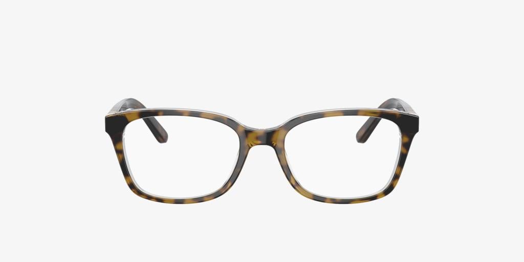 Vogue Jr VY2001 Light Havana/Transparent Eyeglasses