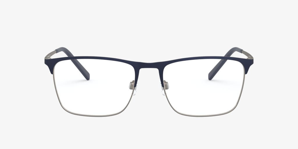 Giorgio Armani AR5106 Matte Blue/Matte Gunmetal Eyeglasses