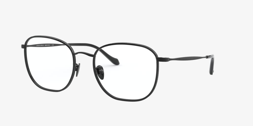 Giorgio Armani AR5105J Matte Black Eyeglasses